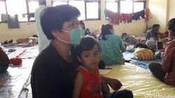 Cerita Pengungsi Banjir di Bandung di Tengah Wabah Corona