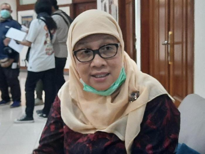 Anggota Tim Riset Covid-19 Unair, Prof Dr Ni Nyoman Tri Puspaningsih