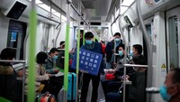 Potret: Wuhan yang Mulai Move On