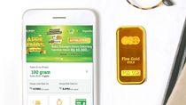 Transaksi Via Pegadaian Digital Bisa Dapat Emas 100 Gram, Ini Caranya