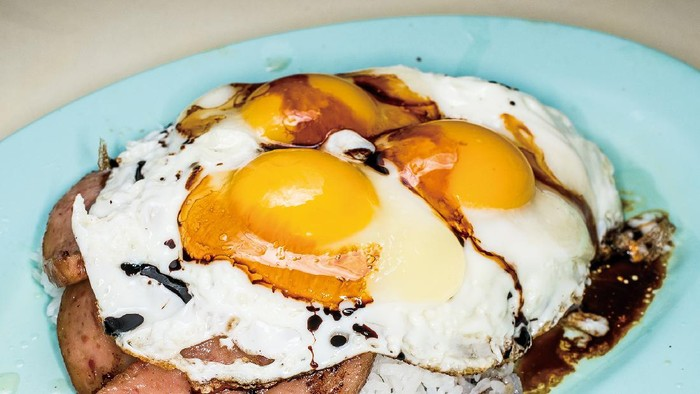 Menu Sarapan Telur