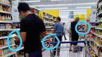 Viral, Kisah Lucu Paniknya Para Suami Disuruh Istri Belanja di Tengah Corona