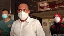Cek RS Rujukan Corona, Gubsu Edy: Saya Tak Mau Dengar Lagi Penolakan Pasien