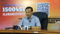 6 dari 25 Pasien Positif Virus Corona di Bali Dinyatakan Sembuh