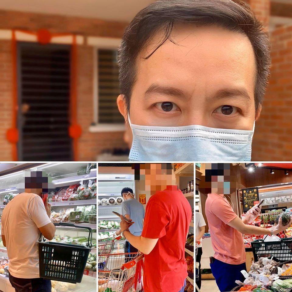 Kocak! Kisah Suami Saat Disuruh Belanja di Tengah Pandemi Corona Ini Viral