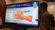 Update Corona Terkini di Jatim: Positif 103, PDP 536, ODP 7.328