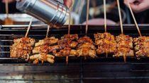 Usai Wabah Corona Penjualan Sate BBQ Naik 300% di China