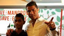 Apa Kabar Martunis Anak Angkat Ronaldo? Rupanya Ada Kabar Gembira
