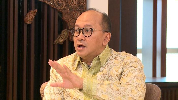 Ketua Umum Kadin Rosan P. Roeslani