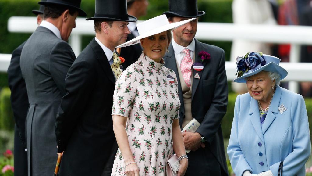 Ini Sosok Sophie Countess of Wessex, Menantu Kesayangan Ratu Elizabeth