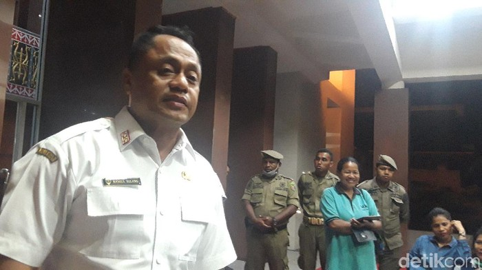 Ketua Harian Gugus Tugas Percepatan Penanganan Corona Virus Disease ((Covid-19) Provinsi Maluku, Kasrul Selang