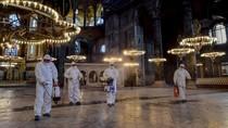 2 Rumah Sakit untuk Pasien Virus Corona Akan Dibangun di Istanbul