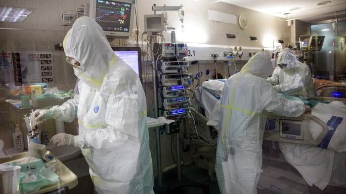 Sebanyak empat negara memiliki kasus virus Corona (Covid-19) terbanyak di dunia. Negara mana saja?