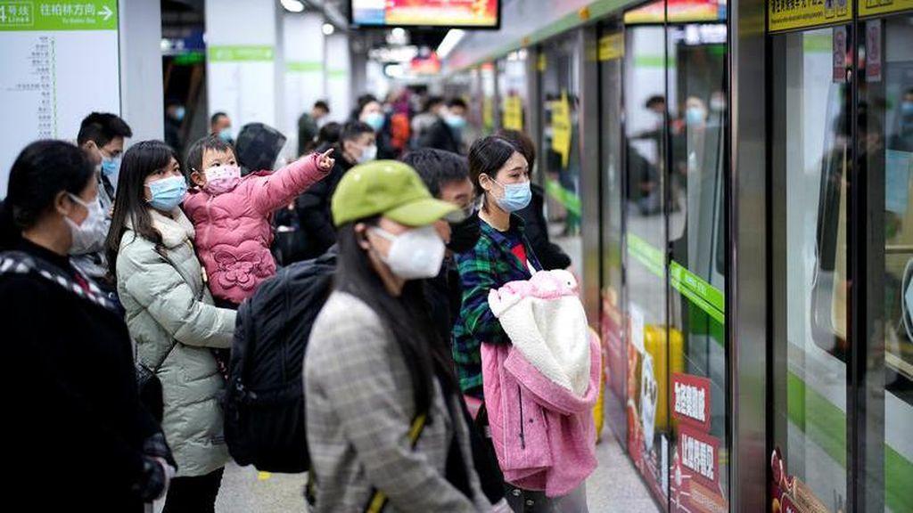 Lockdown Wuhan Akan Dicabut, Penumpang Sudah Bisa Beli Tiket