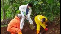 Bupati Pastikan Jenazah Pasien Corona Ditolak Warga Sudah Dimakamkan