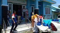 Di Ternate, Tenaga Medis Dapat Bantuan Sayuran dan Sirup Buah Pala