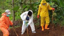 Jasad Pasien Corona Ditolak, Bupati Banyumas: Virus di Tanah Akan Mati