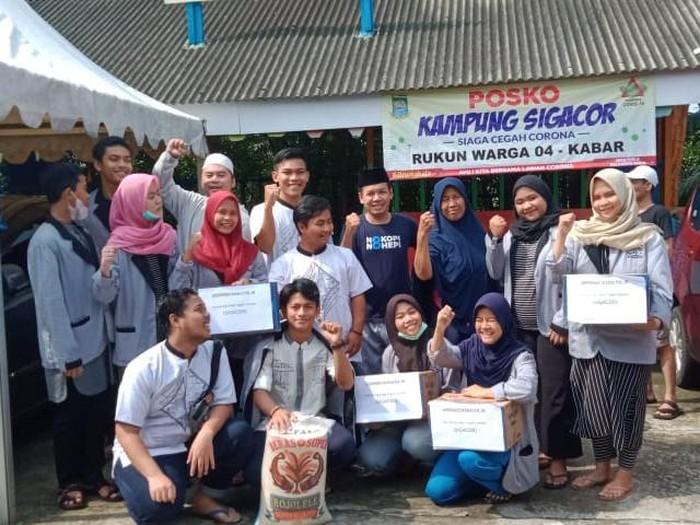Pemkot Tangerang membuat kampung siaga Corona