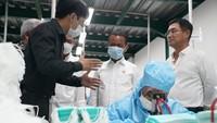 Tangkal Corona, Pabrik Masker dan APD Diminta Genjot Produksi