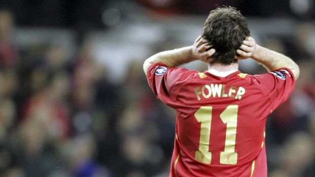 Robbie Fowler, Sang Dewa di Anfield