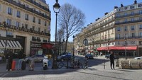 Keadaan Paris Terkini: Kebiasaan Warga dan Aturan Karantinanya