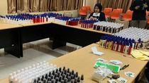 Pertamina Gandeng Unpad Produksi Hand Sanitizer untuk Kegiatan Sosial