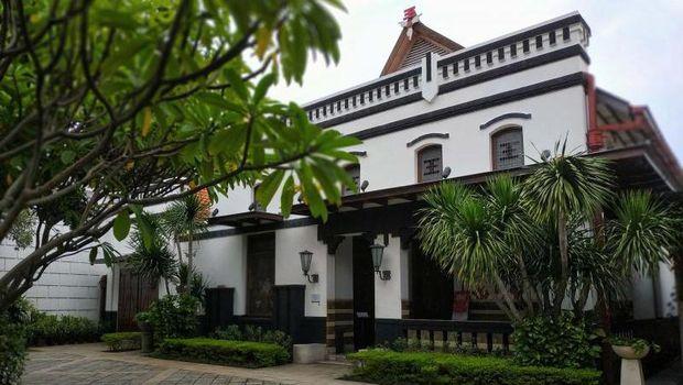 Museum di Surabaya.