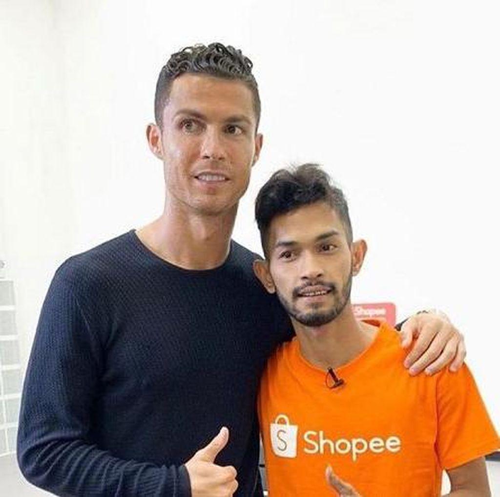 Dipertanyakan, Ronaldo Disebut Akan Hadir di Resepsi Pernikahan Martunis