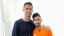 Penjelasan Martunis Soal Instagram Tak Difollow Ronaldo