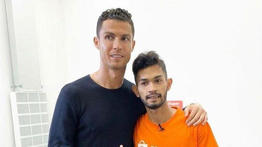 Martunis Anak Angkat Cristiano Ronaldo Naik ke Pelaminan