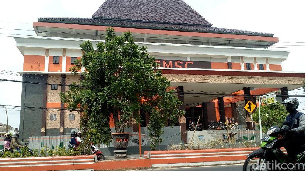 Imbas Corona di Kota Mojokerto, Pemkot Kehilangan PAD Puluhan Juta