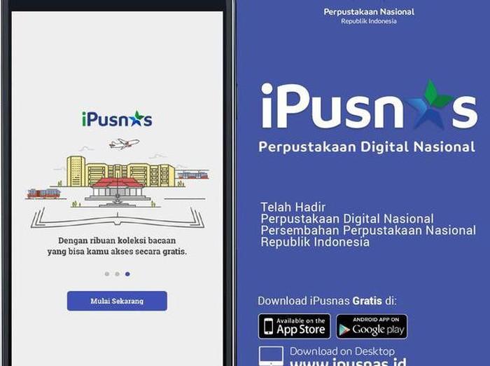 e-Book di iPusnas