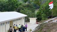 Jokowi Tinjau RS Darurat Penanganan COVID-19 di Pulau Galang