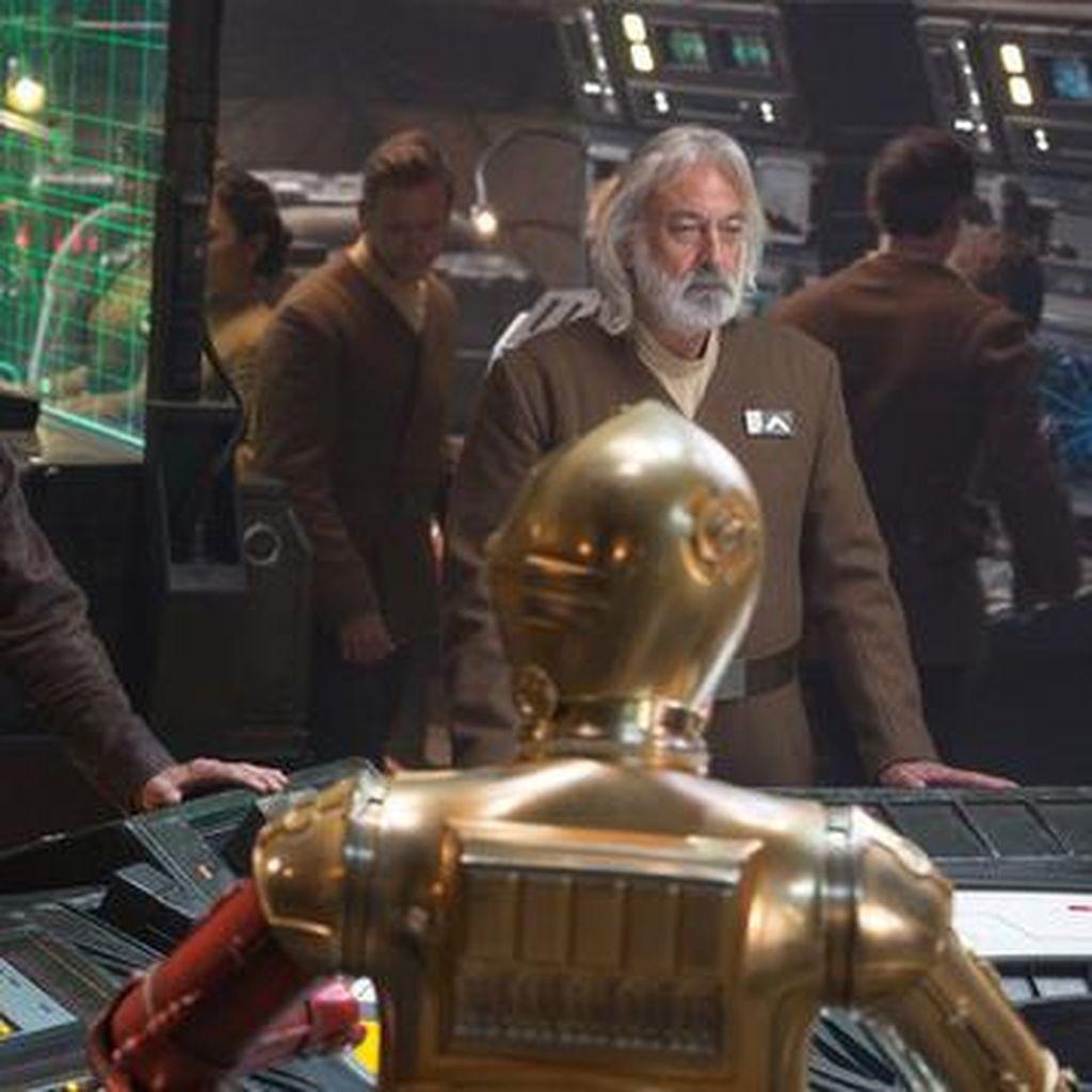 Kisah Miris Bintang Star Wars Andrew Jack, Meninggal Tak Ditemani Istri