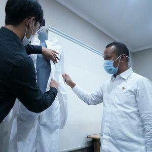RI Mau Impor Bahan Baku APD dari Korea dan China