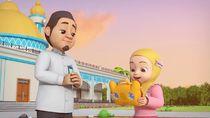 Hafiz Hafizah Serial Animasi 3D Buatan RI, Ajarkan Nilai Al-Quran dan Sunnah