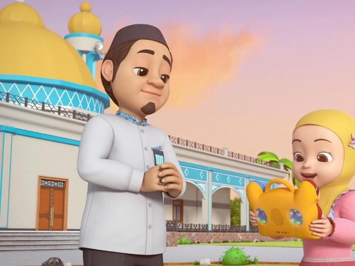 Hafiz Hafizah animasi islam