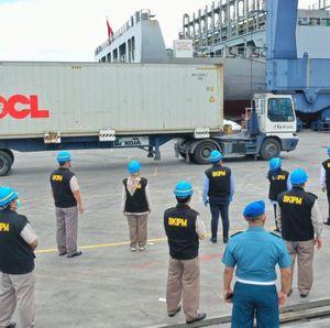 Edhy Prabowo Lepas Ekspor 32.000 Ton Hasil Perikanan ke 13 Negara