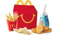 McDonalds Tutup, Ibu Ini Bikin Kotak Happy Meal Untuk Hibur Anaknya