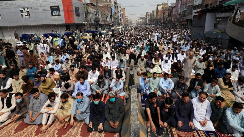 Tolak Karantina, Pemerintah Pakistan Gugup Hadapi Ulama
