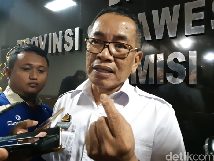 Kepala Dinas Kesehatan Sulawesi Selatan (Sulsel) dr Ichsan Mustari