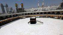 Arab Saudi Minta Umat Muslim Tunda Ibadah Haji