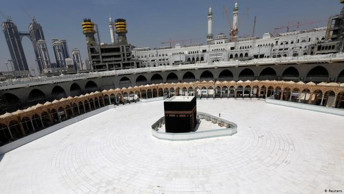 Saudi Minta Umat Muslim Tunda Ibadah Haji