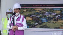 Beda Lockdown dengan Pembatasan Sosial Berskala Besar Versi Jokowi