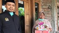 Donasikan Gaji 6 Bulan, Anggota DPR Ini Bagi Nutrisi Ibu Hamil-Buku Anak