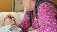 Nenek 90 Tahun Sembuh dari Virus Corona Setelah Makan Sup Kentang
