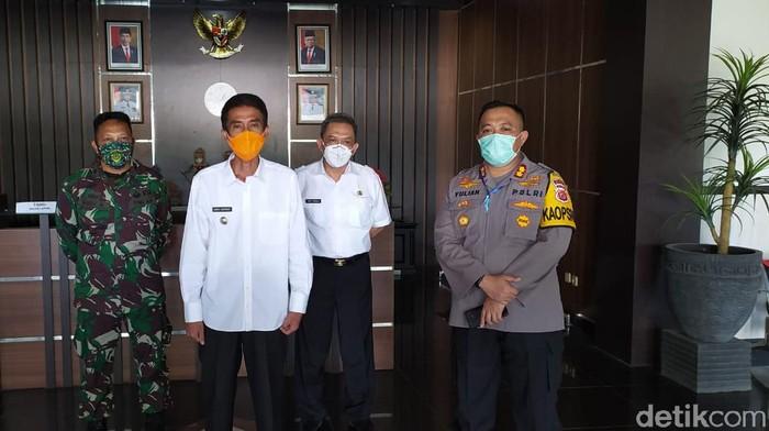 Wakil Wali Kota Banjar Nana Suryana