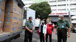 Dukungan untuk Petugas Medis RSPAD Gatot Soebroto