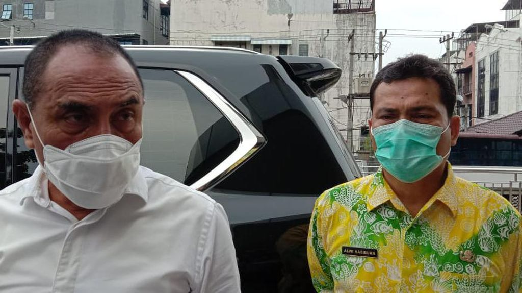 Pemprov Sumut Siapkan Lahan Pemakaman Khusus Pasien Corona Wafat di Langkat