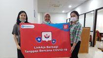 LinkAja Beri 55 Ribu APD untuk Tenaga Medis hingga Galang Donasi